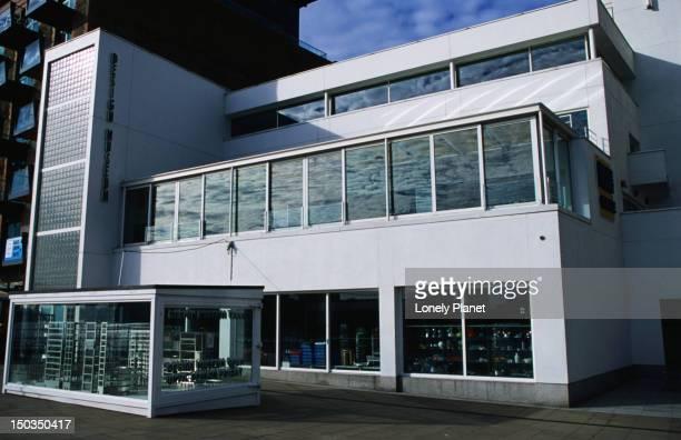 design museum. - デザイン博物館 ストックフォトと画像