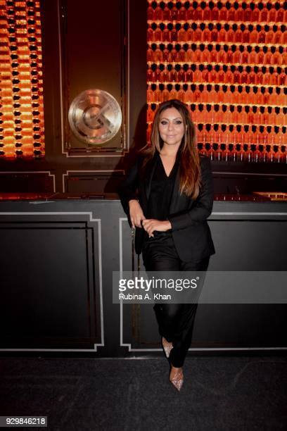 Design virtuoso Gauri Khan brought the essence of the artistic alchemy of Chivas to life with her exemplary alfresco design replete with chandeliers...