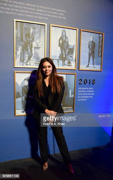 Design virtuoso Gauri Khan one of the five alchemists chosen to express luxury in their inherent language to arouse one's senses akin to the 85...