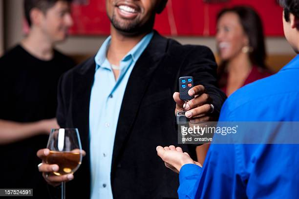 designated driver - drinking and driving stock photos and pictures
