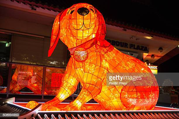 Designed by artists Alex Sommer and Brad Clark the zodiac dog lantern sits and the entrance to China Towns iconic Dixon street Major landmarks across...