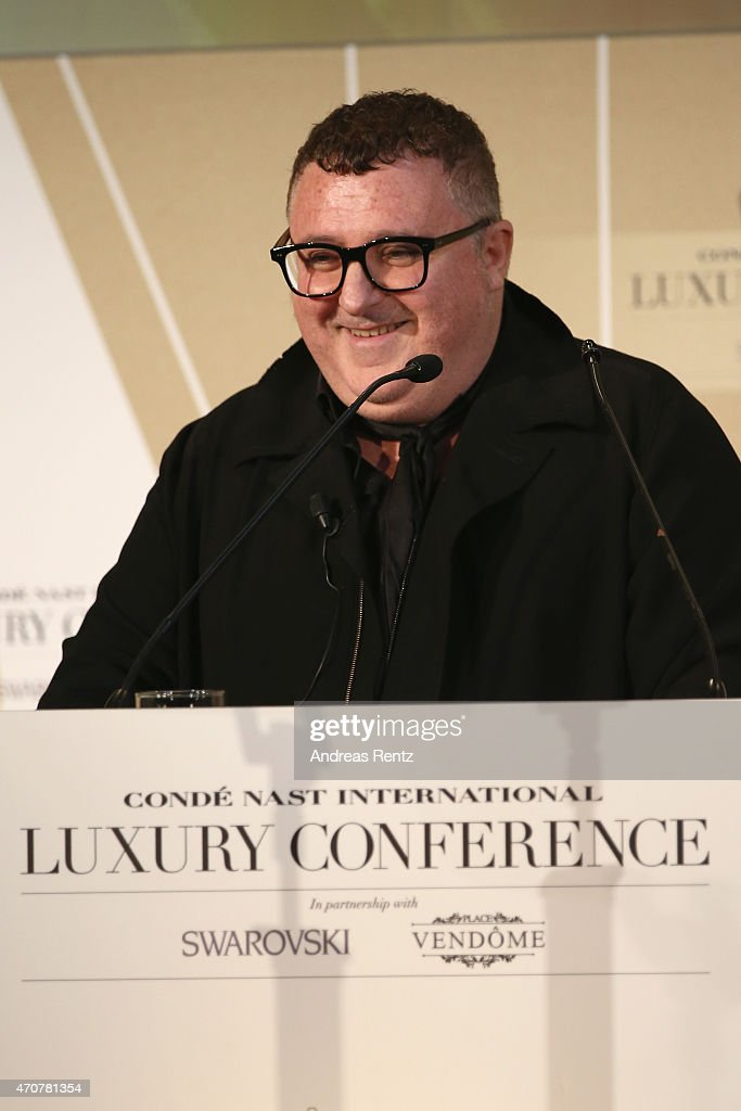Conde' Nast International Luxury Conference - Day 2 : News Photo