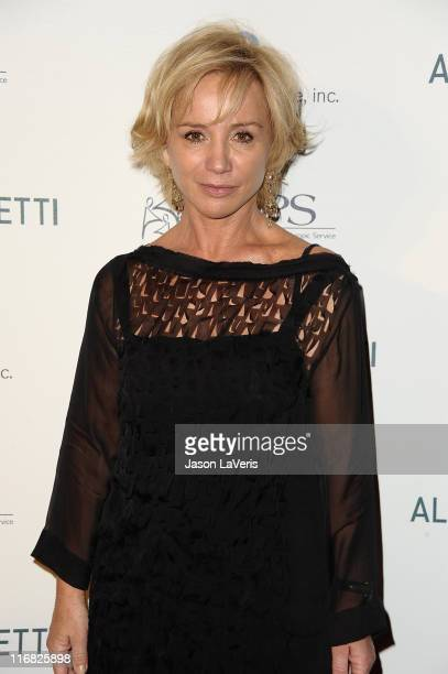 Designer Alberta Ferretti attends the CHIPS spring luncheon and fall fashion show at Montage Beverly Hills on May 6 2009 in Beverly Hills California