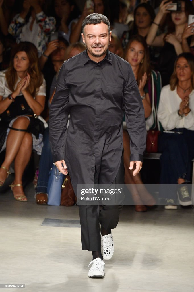 Alberto Zambelli - Runway - Milan Fashion Week Spring/Summer 2019