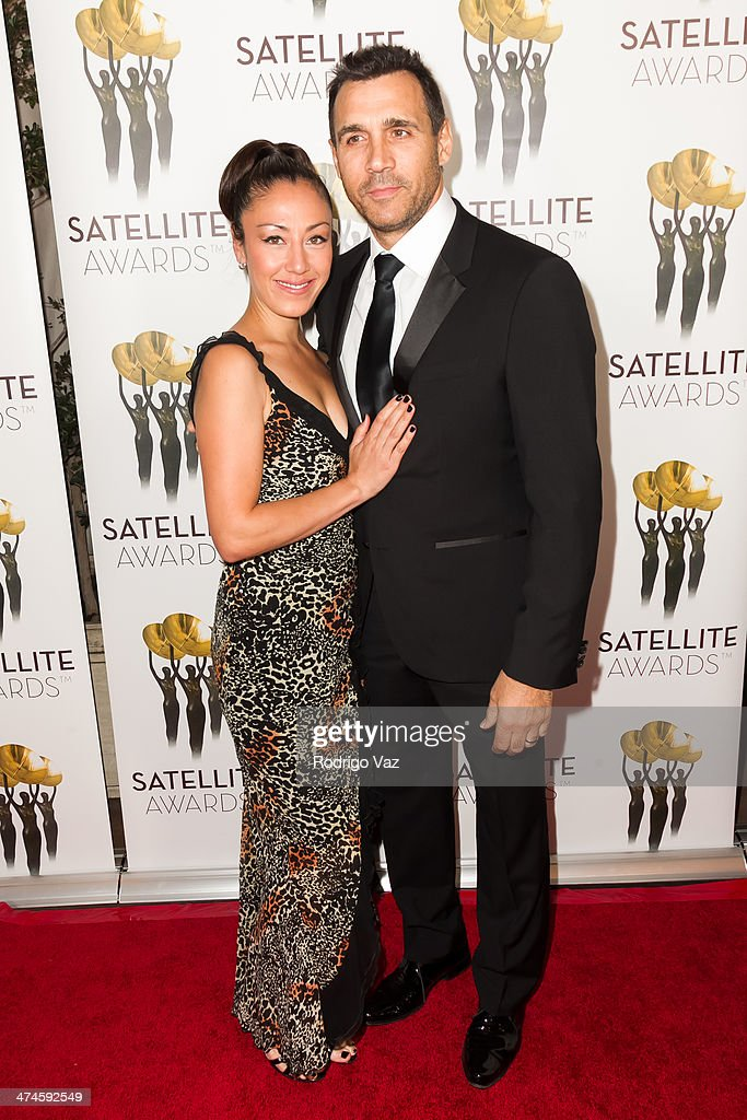 International Press Academy Satellite Awards : News Photo