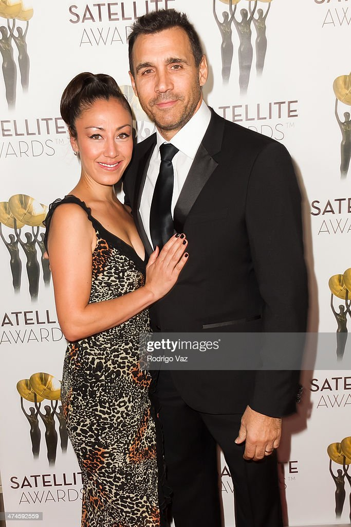 International Press Academy Satellite Awards : News Photo