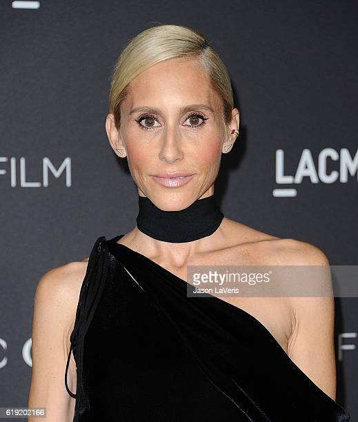 Designer Alexandra Von Furstenberg attends the 2016 LACMA Art Film gala at LACMA on October 29 2016 in Los Angeles California