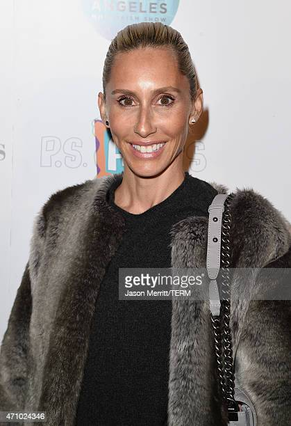 Designer Alexandra von Furstenberg attends the LA Modernism Opening Night Party to benefit PS ARTS providing arts education to 20000 students each...