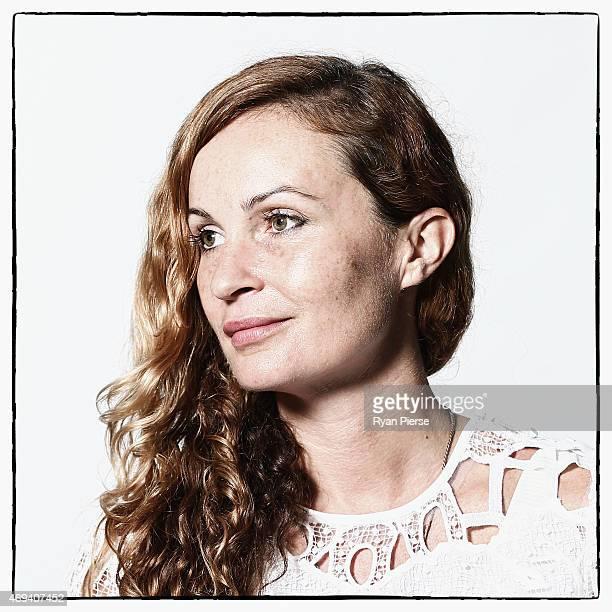 Designer Alice McCall poses for a portrait as MercedesBenz Fashion Week Australia Marks 20 Years on April 11 2015 in Sydney Australia