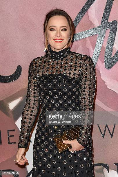 Designer Alice Temperley attends The Fashion Awards 2016 on December 5 2016 in London United Kingdom