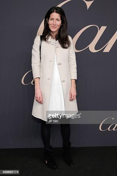 Designer Amanda Ross attends The Maison Cartier Celebrates 100th Anniversary Of Their Emblem La Panthere De Cartier at Skylight Clarkson Sq on...