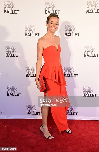 Designer and CEO of Milly Michelle SmithOshrin attends New York City Ballet's Spring Gala at David H Koch Theater at Lincoln Center on May 4 2016 in...