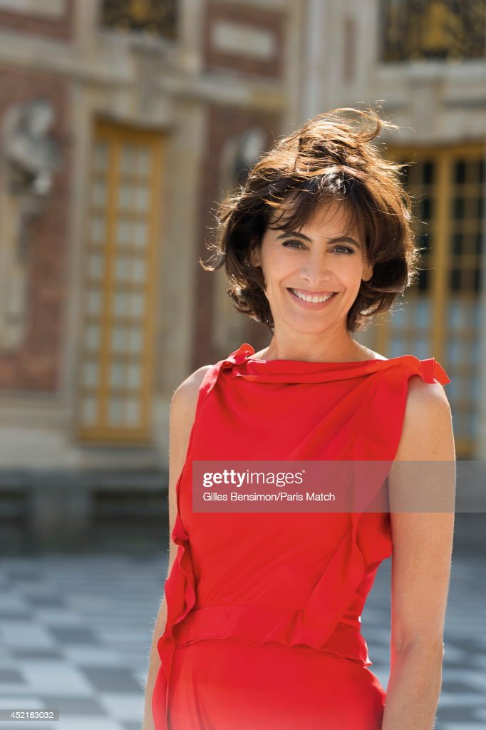 Ines De La Fressange, Paris Match Issue 3399, July 16, 2014