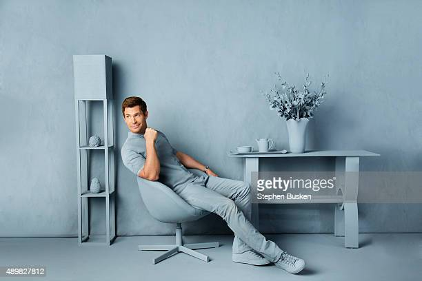 Designer and star of 'Flipping Out' Jeff Lewis is photographed for Ad Week on May 4 2015 in West Hollywood California