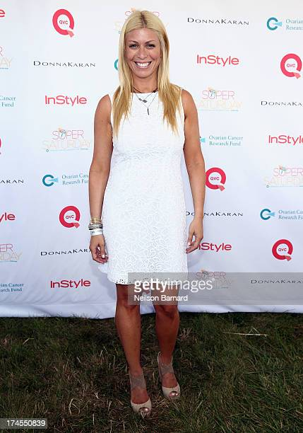 Designer and Today show contributor Jill Martin attends QVC Presents Super Saturday LIVE at Nova's Ark Project on July 27 2013 in Water Mill New York