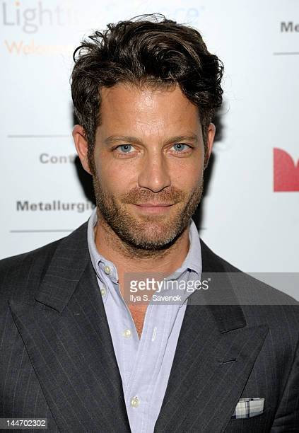 Designer and TV personality Nate Berkus at Museum Of Arts And Design on May 17 2012 in New York City