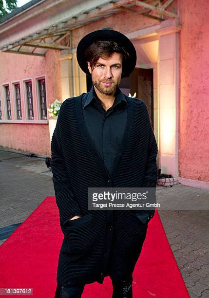 Designer Andre Borchers attends the 'Fest der Eleganz und Intelligenz' at Villa Siemens on September 20 2013 in Berlin Germany