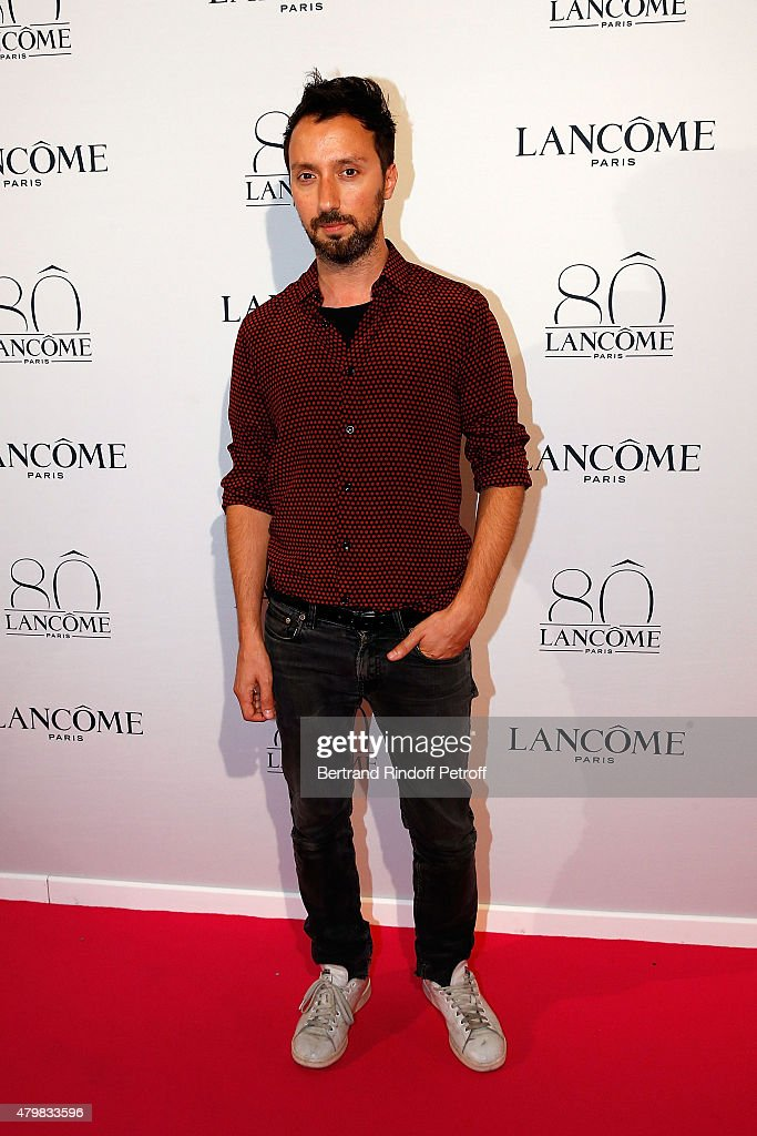 Lancome : 80th Anniversary Party  - Paris Fashion Week - Haute Couture Fall/Winter 2015/2016 : News Photo