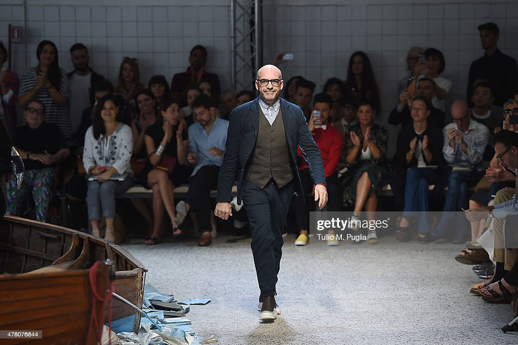 Antonio Marras - Runway - Milan Collections Men SS16