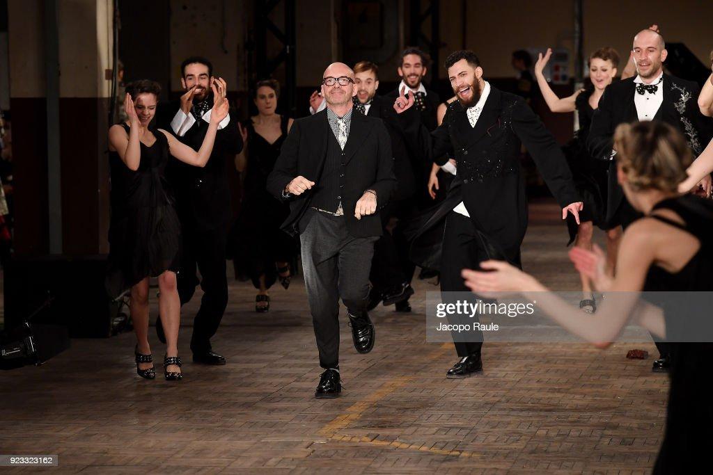 Antonio Marras - Runway - Milan Fashion Week Fall/Winter 2018/19