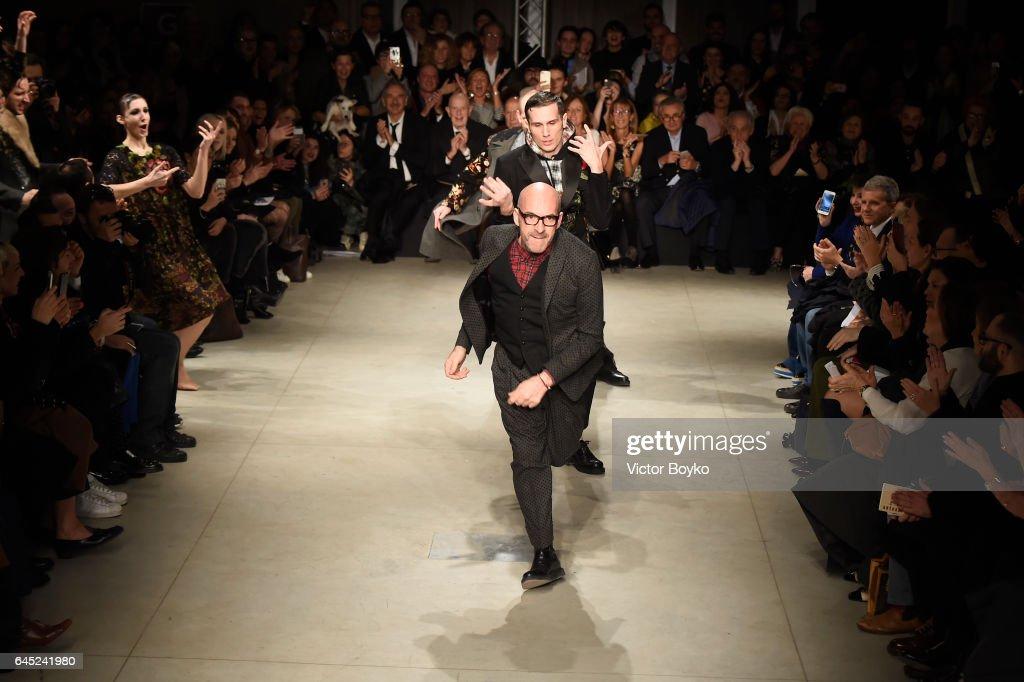 Antonio Marras - Runway - Milan Fashion Week Fall/Winter 2017/18