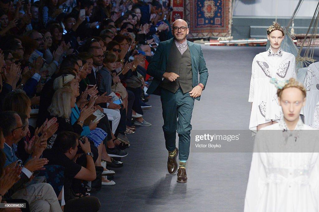 Antonio Marras - Runway - Milan Fashion Week SS16
