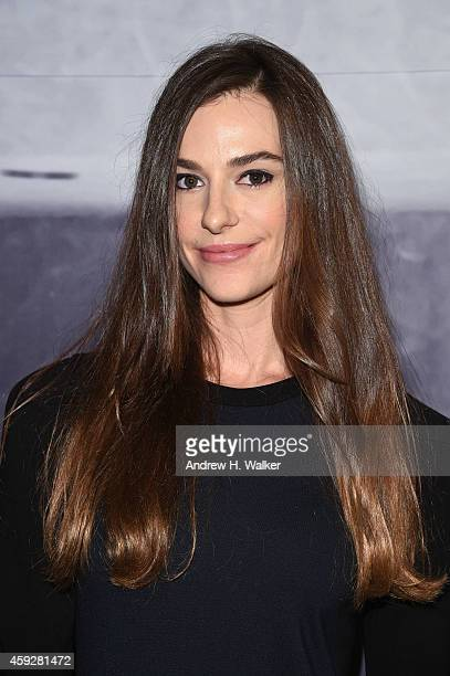 Designer Ariana Rockefeller attends the 2014 Whitney Studio Party presented by Louis Vuitton at Breuer Building on November 19 2014 in New York City