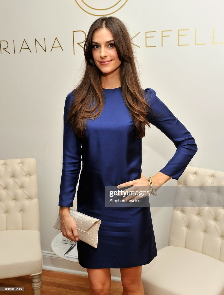 Ariana Rockefeller Pop-Up Shop Opening Event