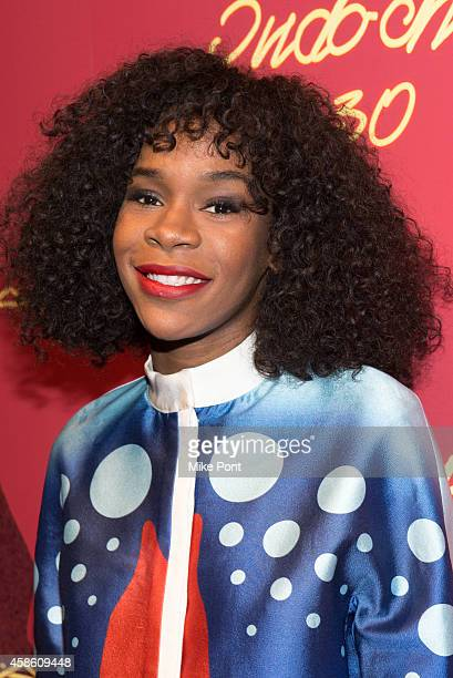 Designer Azede Jean-Pierre attends Indochine's 30th Anniversary Party at Indochine on November 7, 2014 in New York City.