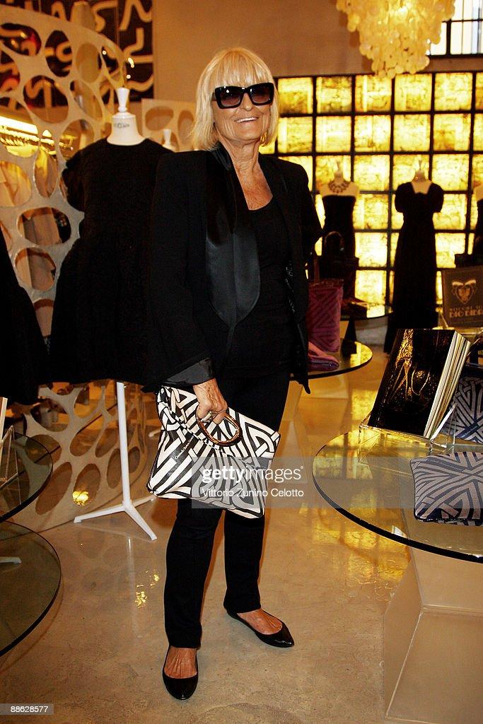 'Biba Is Back' Cocktail Party - Milan Fashion Week Menswear S/S 2010 : News Photo