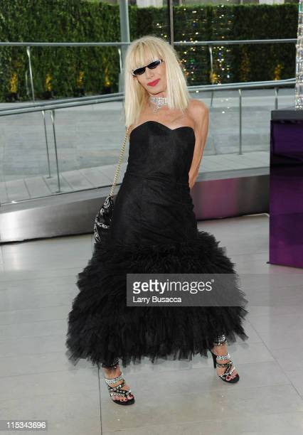 Designer Betsey Johnson attends the 2011 CFDA Fashion Awards at Alice Tully Hall, Lincoln Center on June 6, 2011 in New York City.