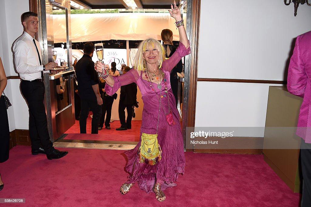 2016 CFDA Fashion Awards - Inside : News Photo