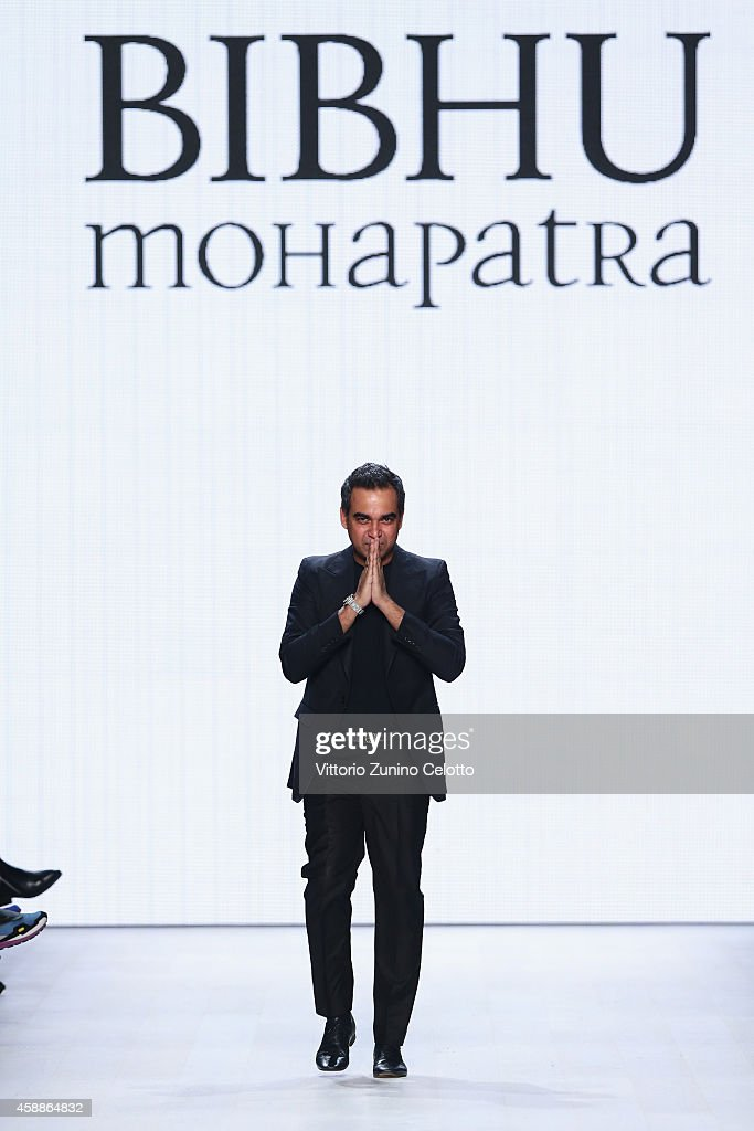 Bibhu Mohapatra - Mercedes-Benz Fashion Days Zurich 2014