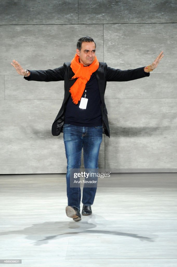 Bibhu Mohapatra - Runway - Mercedes-Benz Fashion Week Fall 2014