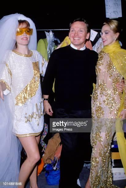 Designer Bob Mackie during New York Fashion Week circa 1988 in New York