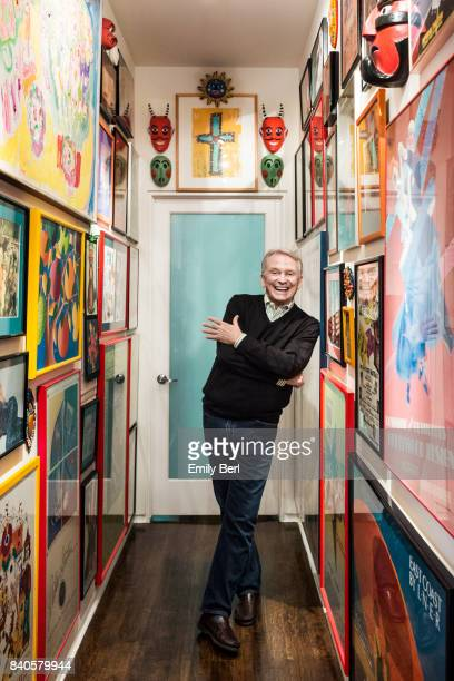 Designer Bob Mackie is photographed for Billboard Magazine on October 16 2016 in Los Angeles California
