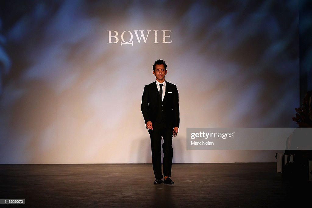 MBFWA S/S 2012/13 - Bowie Catwalk : News Photo