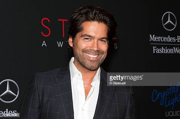 Designer Brian Atwood attends the 2013 Style Awards at Lincoln Center on September 4 2013 in New York City