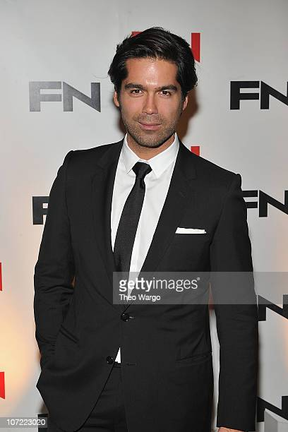 Designer Brian Atwood attends the 24th Annual Footwear News Achievement Awards at The Museum of Modern Art on November 30 2010 in New York City