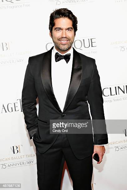 Designer Brian Atwood attends the American Ballet Theatre 2014 Opening Night Fall Gala at David H Koch Theater at Lincoln Center on October 22 2014...