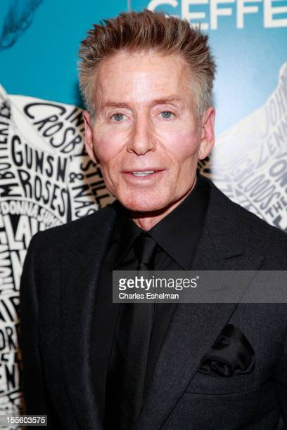"Designer Calvin Klein attends ""Inventing David Geffen"" premiere at the Paris Theater on November 5, 2012 in New York City."