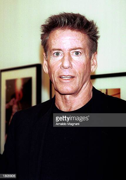 Designer Calvin Klein attends photographer Patrick McMullan''s book release party November 7 2000 at the Shafrazi Gallery in Soho in New York City