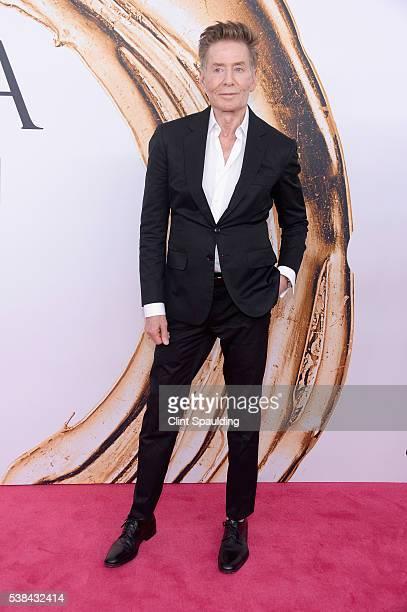 Designer Calvin Klein attends the 2016 CFDA Fashion Awards at the Hammerstein Ballroom on June 6 2016 in New York City