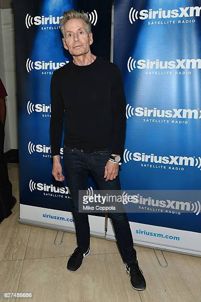Designer Calvin Klein attends the Bon Jovi live concert presented by SiriusXM during Art Basel at Faena Theater on December 3 2016 in Miami Beach...