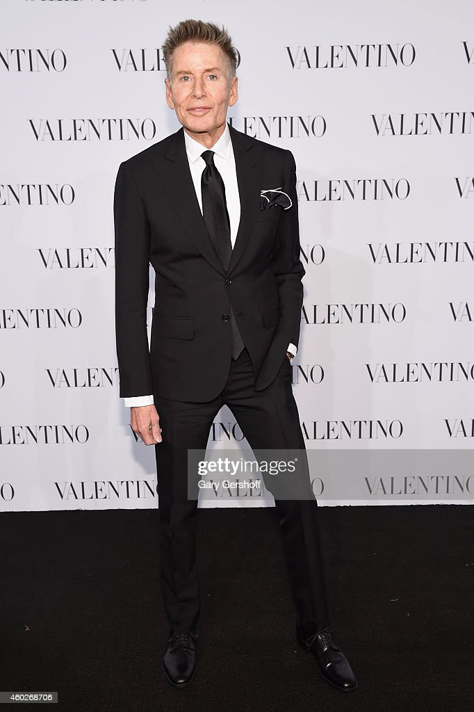 Designer Calvin Klein attends the Valentino Sala Bianca 945 Event on December 10, 2014 in New York City.
