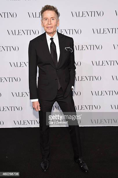 Designer Calvin Klein attends the Valentino Sala Bianca 945 Event on December 10 2014 in New York City