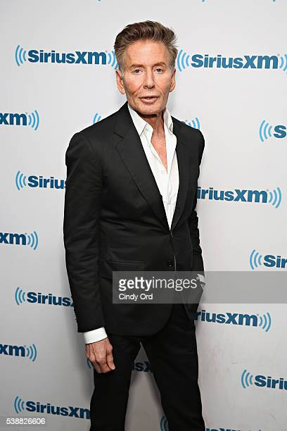 Designer Calvin Klein visits the SiriusXM Studios on June 8 2016 in New York City