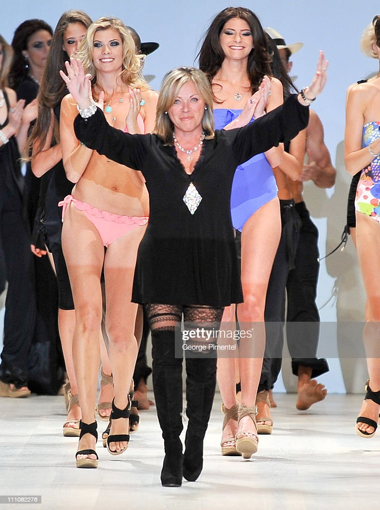 Designer Chantal Levesque Presents Shan S Fall 2011 Collection At Lg News Photo Getty Images