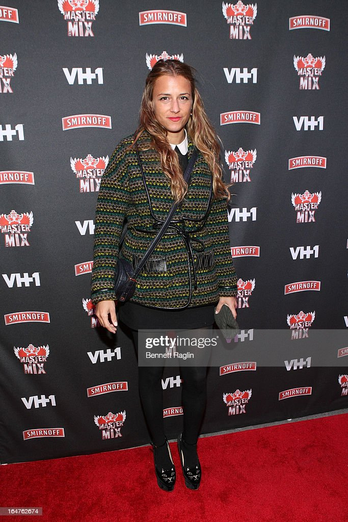 Designer Charlotte Ronson attends the 'Masters Of The Mix' Season 3 Premiere at Marquee on March 27, 2013 in New York City.