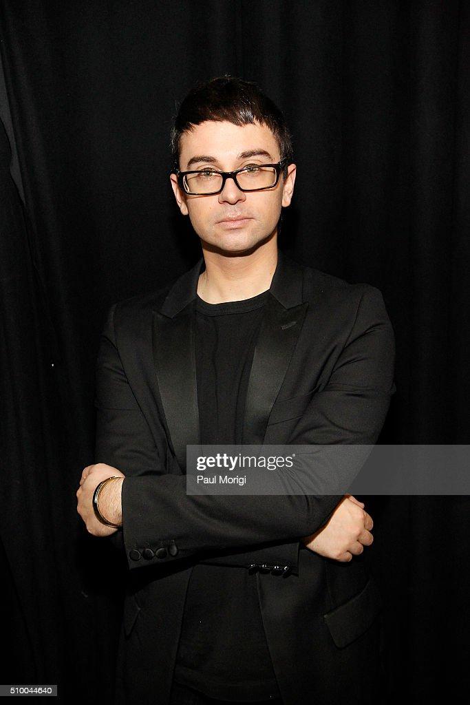 Christian Siriano - Backstage - Fall 2016 New York Fashion Week